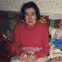 Collier (Bowdridge), Elsie Harris